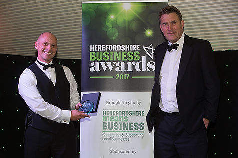 Growing Business of the Year 2017 - The DM Lab