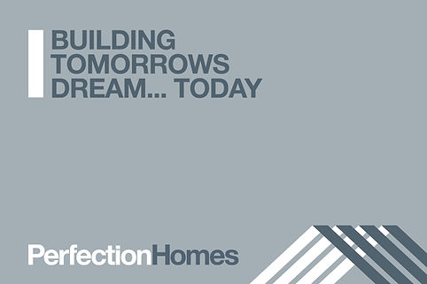 Building a bra, logo and tagline for Award winning developer in Herefordshire, Perfection Homes