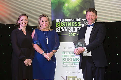 Eco-Friendly Business of the Year 2017 - Caplor Group