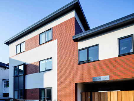 The Quadrangle – Shortlisted for...Best Small Development in the South West by the LABC
