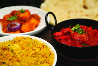 Hereford Means Business Curry Club...