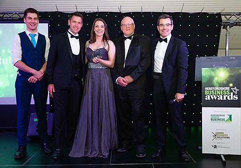 Small to Medium Business of the Year 2018 - The Real Birth Company