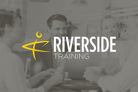 New brand and logo for Riverside Training Hereford