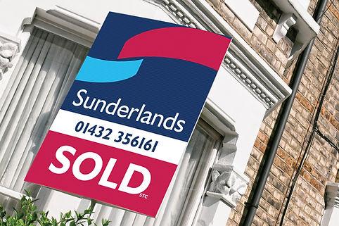 Re-branding the oldest Estate Agents in Herefordshire, Sunderlands