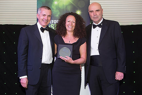 New Business of the Year 2017 The Send Climbing Centre