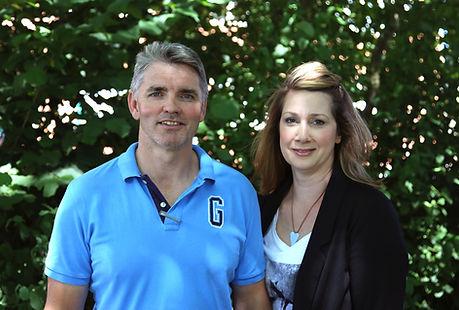 Shaun Galvin and Gail Small - Perfection Homes