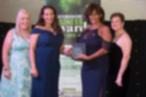 Professional Services Business of the Year 2017 - Workplace Wellbeing Ltd
