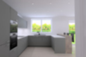 Kings Acre Road Kitchen Hereford