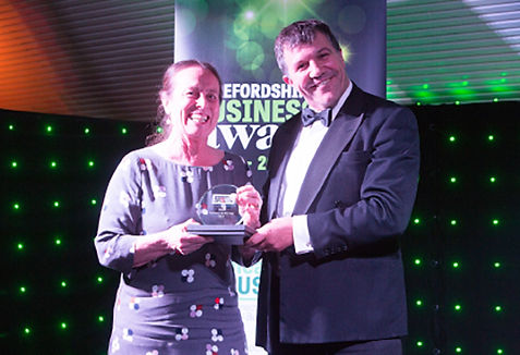 Small Business of the Year 2017 - Pyon Products Ltd