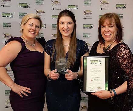 Professional Services Business of the Year 2018 - Kinder Pocock