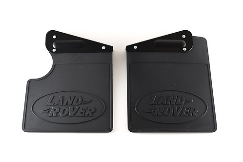 Rear Mud Flaps Defender 90 - Genuine Land Rover