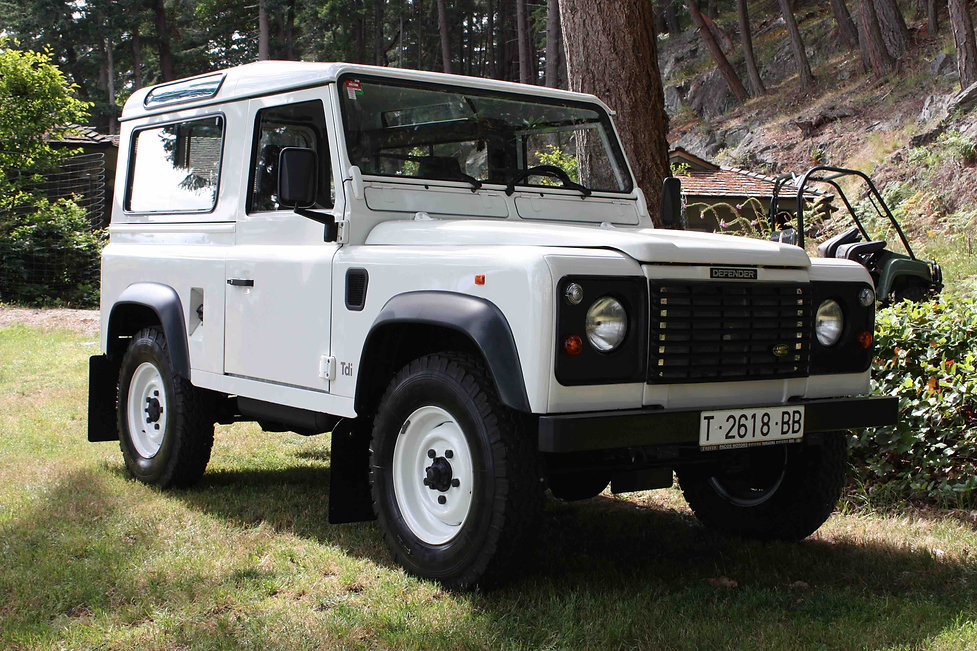 1999 Defender 90 Tdi - All original and only 11,0000km
