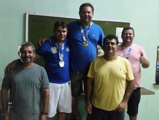 Etapas no JL Clube Olimpico