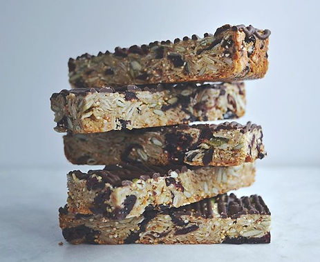 the kind quinoa granola bars