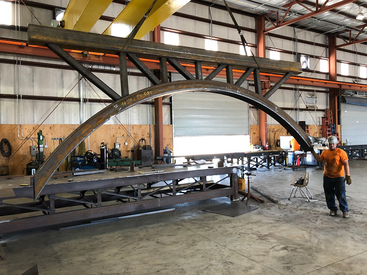 Steel Fab Truss Riverplace.jpg