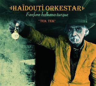 Haidouti orkestar | Gypsy, turkish & oriental brass band | Tek Tek