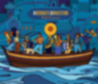 Haidouti orkestar | Gypsy, turkish & oriental brass band | Babel Connexion