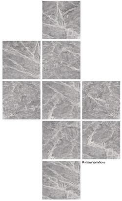 Dongpeng Grey Emperador Pattern Variatio