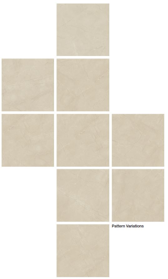 Dongpeng Pulpis Beige Pattern Variations