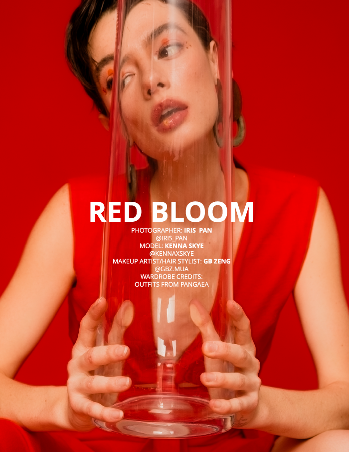 RED BLOOM for IMIRAGE MAG