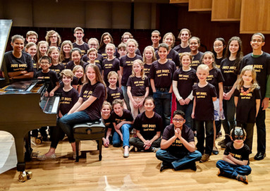 Just Duet. (and trios) Group Photo