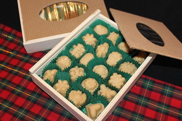 Bonbons d'érable (en boîte)