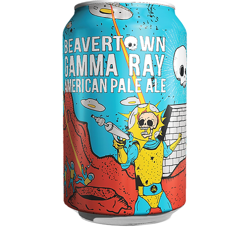 Beavertown GAMMA RAY Cans