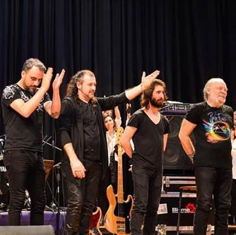 Yeni projemizin ilk konserini #muğla #sı