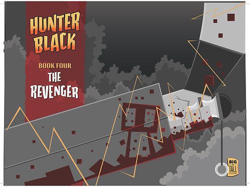 Hunter Black Book Four: The Revenger