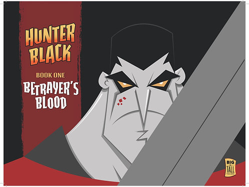 Hunter Black Book One: Betrayer's Blood