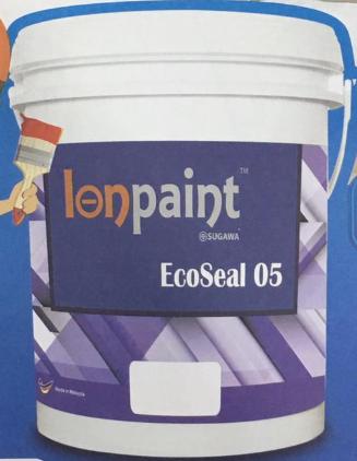 IonpaintTM EcoSeal ( Water Based Sealer )