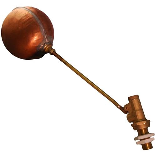Brass Floatvalve c/w Copper Balls