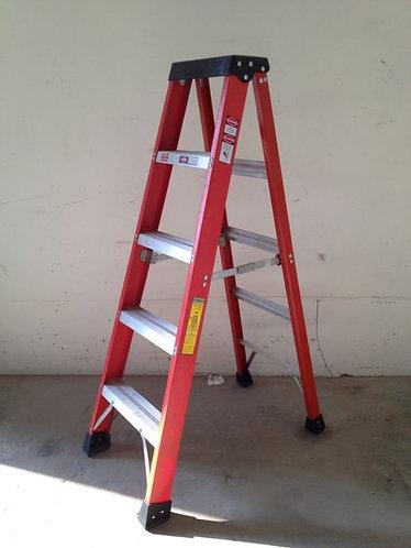 Fibreglass ladder