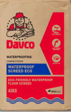 Waterproofing Screed ( Davco)