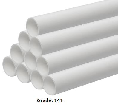 PVC Pipes ( Grade:141 / 213 )