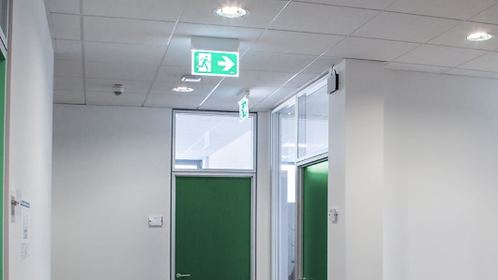 Replacement of Faulty Emergency Lightings
