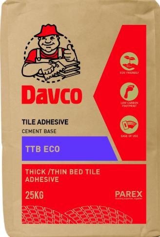 Davco TTB Grey ECO (25kg)