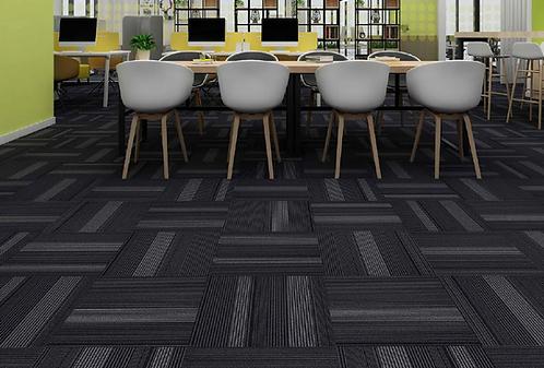 Carpet Tiles Drops Design