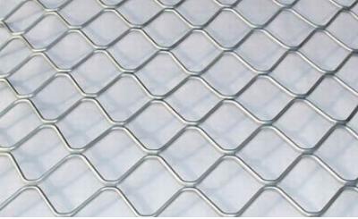 Aluminium Mesh ( Fencing ) 5.8m Long