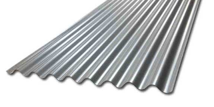 Corrugated GI Sheet