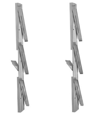 Aluminium Adjustable Louvres