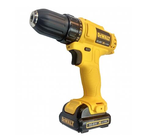 Dewalt DCD710D2-B1 10.8V Li-Ion Compact Cordless Drill Driver 2.0Ah