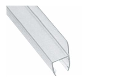 H-Shaped Glass Door Seal