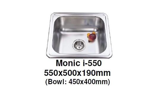 Monic Kitchen Sinks ( Various Models )