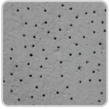 Square edge Ceiling-USG Pinperf