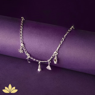 Silver Charm Bracelet - New York Inspire