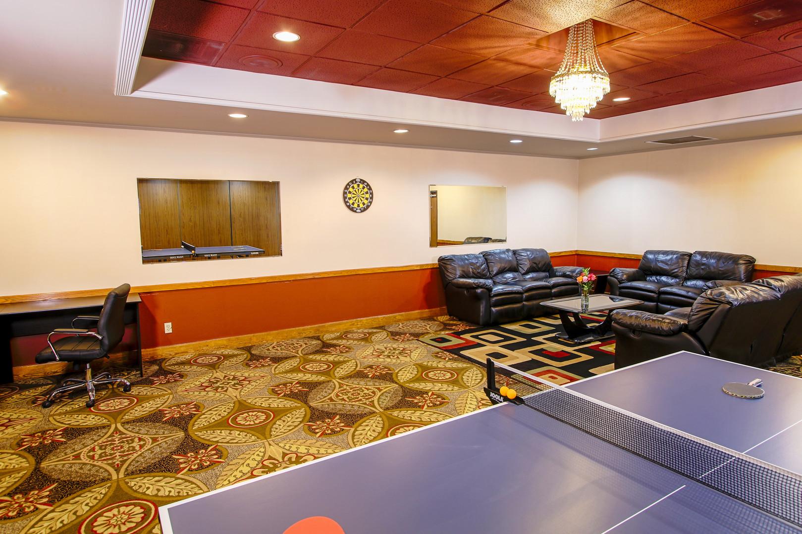 Student Social Room