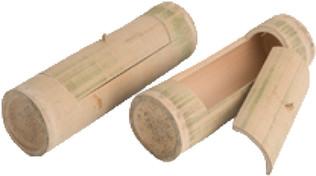 Bamboo Rice Bowl