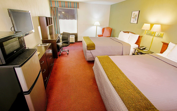 Student Suites Double Bed