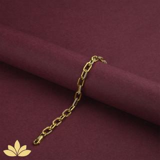 WB07 - Embellished Chain Bracelete